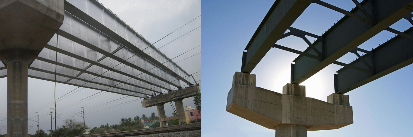 Suppliers & Manufacturers of Rail - Road over Bridges Heavy Structural Steel Girders